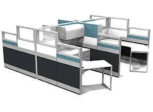 Systems Furniture Cubicles for sale in California